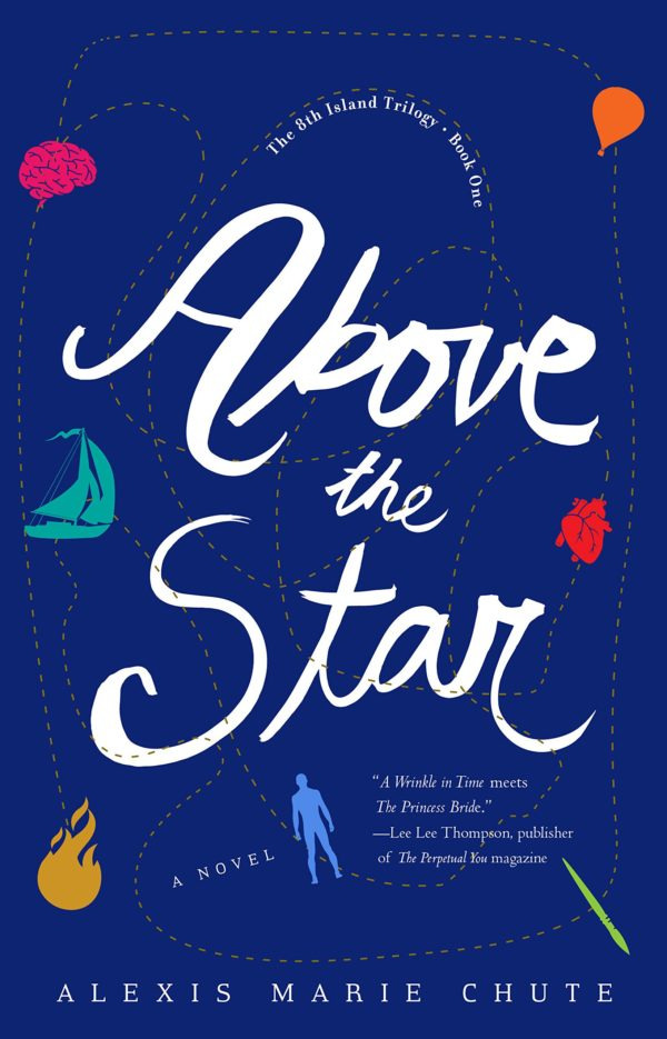 cover art of Above the Star by Alexis Marie Chute