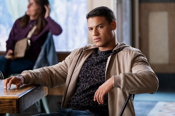 13 REASONS WHY (L to R) JAN LUIS CASTELLANO as DIEGO TORRES in episode 405