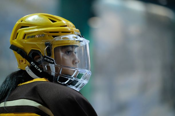 Sway Bhatia in 'The Mighty Ducks: Game Changers'
