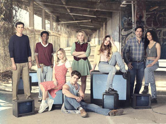 Cast of Cruel Summer