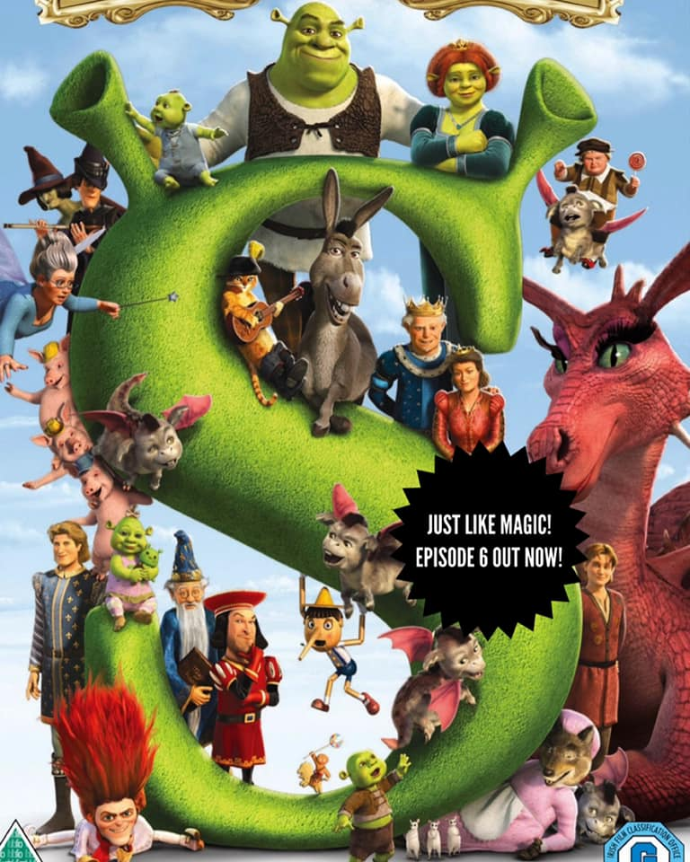 Throwback Misadventures Shrek