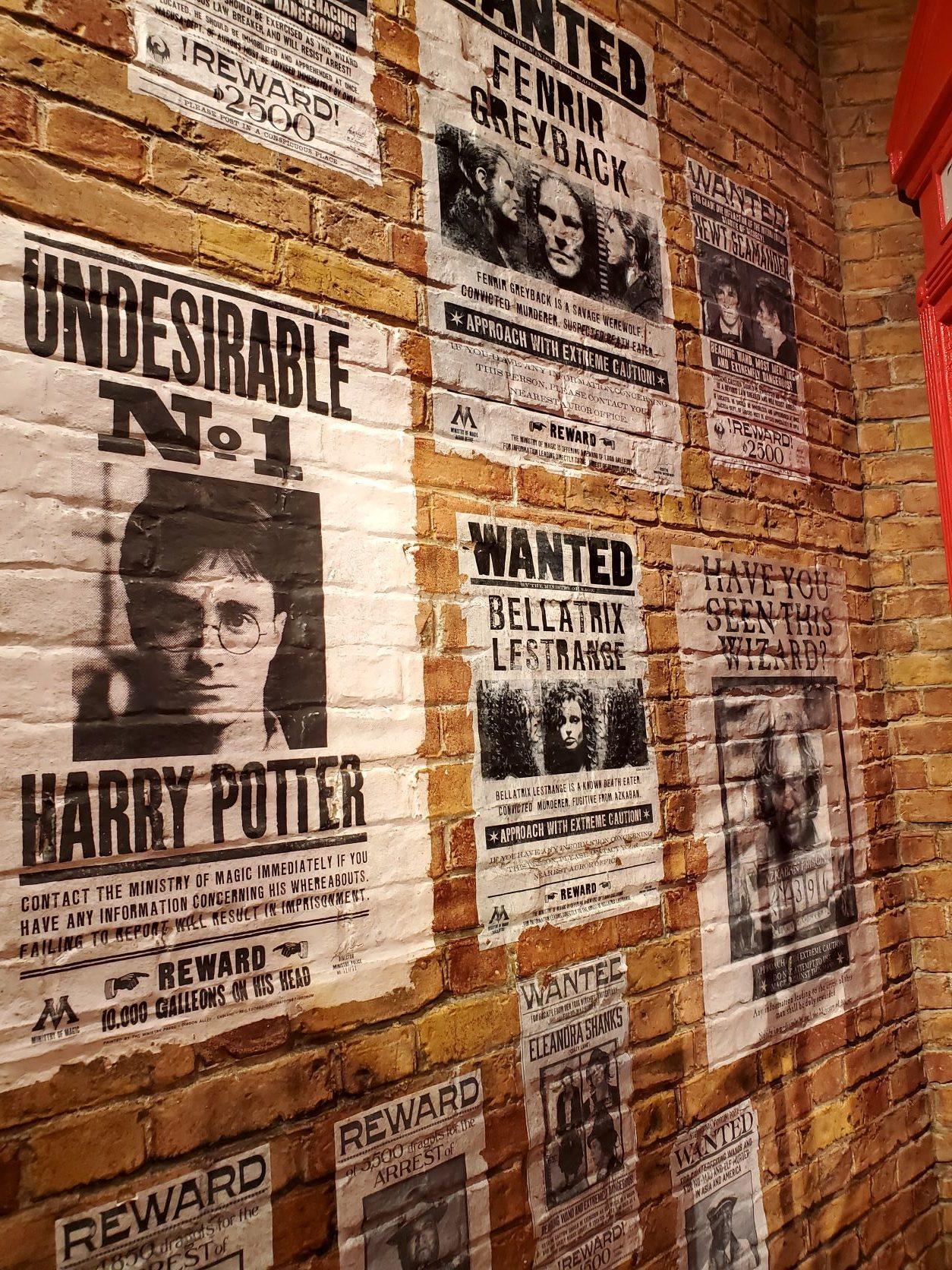 Harry Potter New York