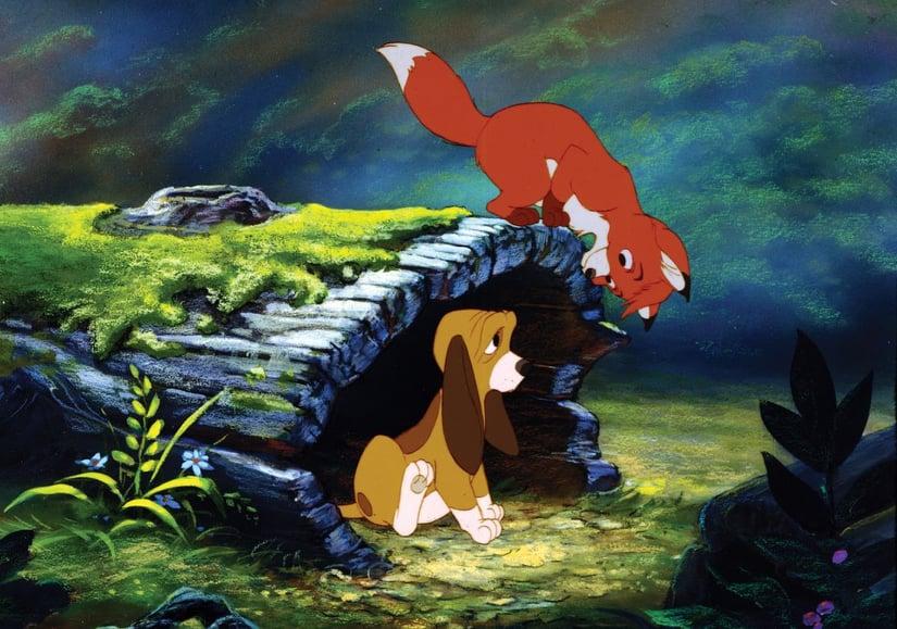 Keith Coogan Fox and the Hound